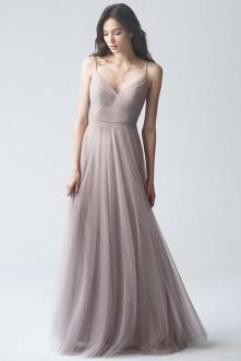 Jenny Yoo Bridesmaids, tulle, Masako Formals