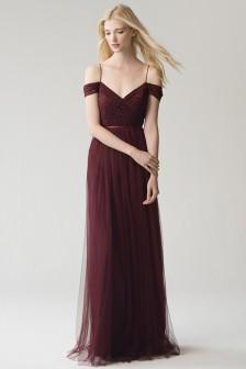 Jenny Yoo Bridesmaids, lace, Masako Formals