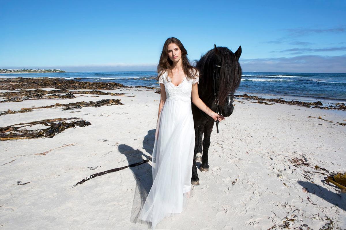 The dreamy dresses of Rembo Stylingbohemian wedding dress   Masako Formals Hawaii. Hawaii Wedding Dress. Home Design Ideas