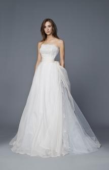 """Luna"" Antonio Riva bridal gown at Masako Formals"